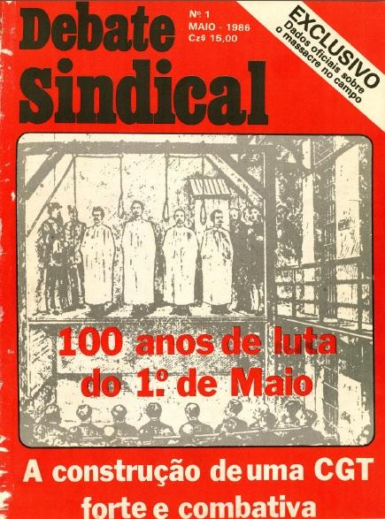 Revista Debate Sindical - Nº 01