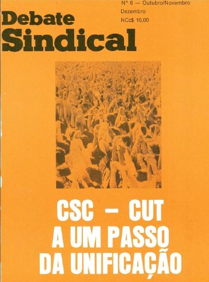 Revista Debate Sindical - Nº 06