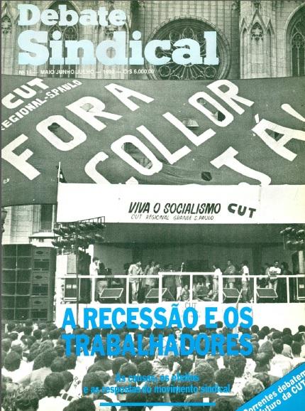 Revista Debate Sindical - Nº 11