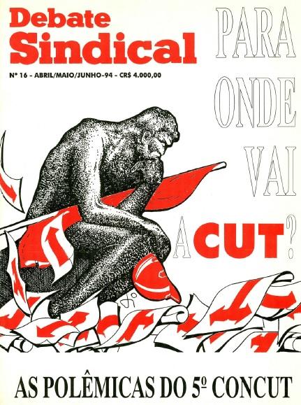 Revista Debate Sindical - Nº 16