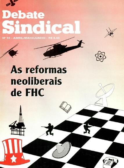 Revista Debate Sindical - Nº 18