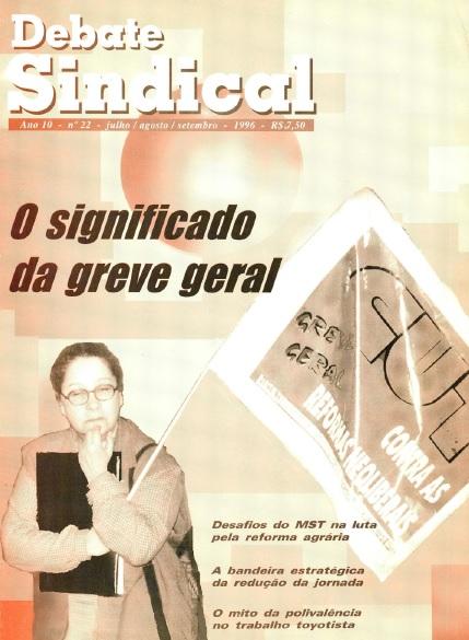 Revista Debate Sindical - Nº 22