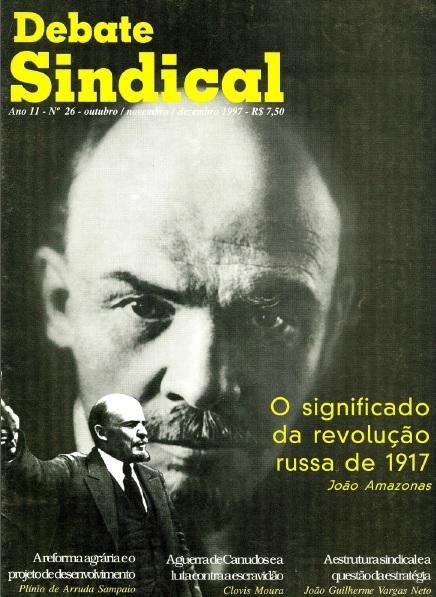 Revista Debate Sindical - Nº 26