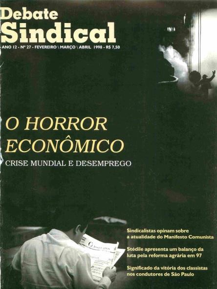 Revista Debate Sindical - Nº 27