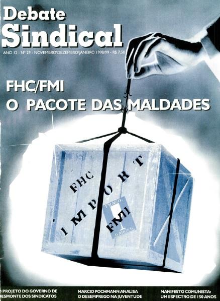 Revista Debate Sindical - Nº 29