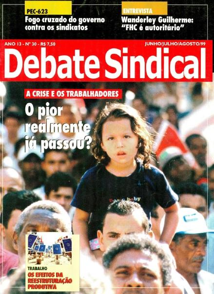 Revista Debate Sindical - Nº 30