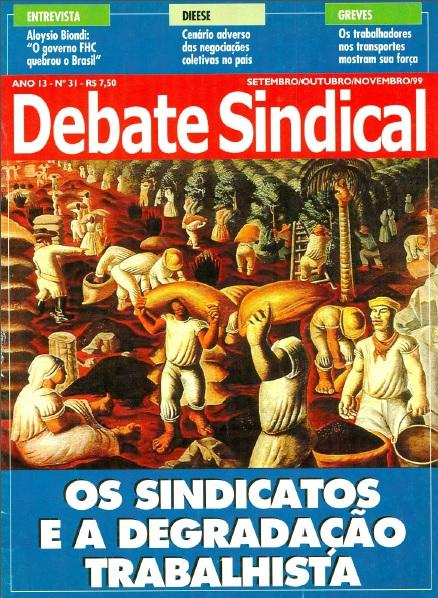 Revista Debate Sindical - Nº 31