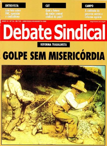 Revista Debate Sindical - Nº 34