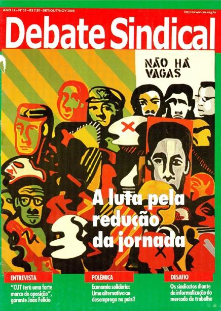 Revista Debate Sindical - Nº 35