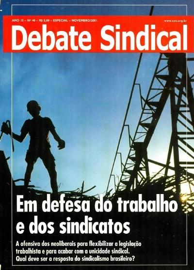 Revista Debate Sindical - Nº 40