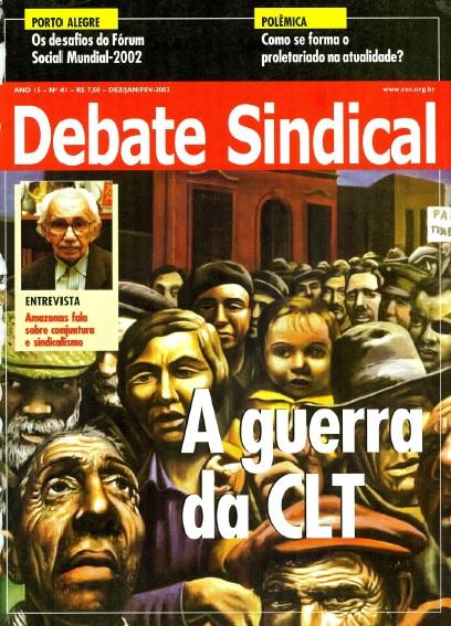 Revista Debate Sindical - Nº 41