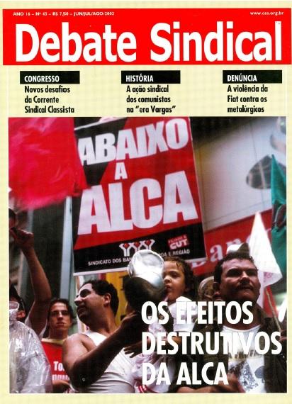 Revista Debate Sindical - Nº 43