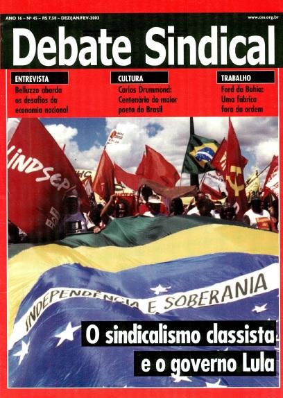 Revista Debate Sindical - Nº 45