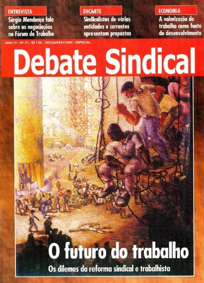 Revista Debate Sindical - Nº 47
