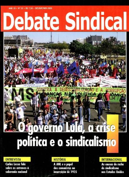 Revista Debate Sindical - Nº 52
