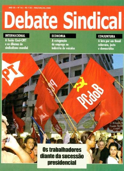 Revista Debate Sindical - Nº 54